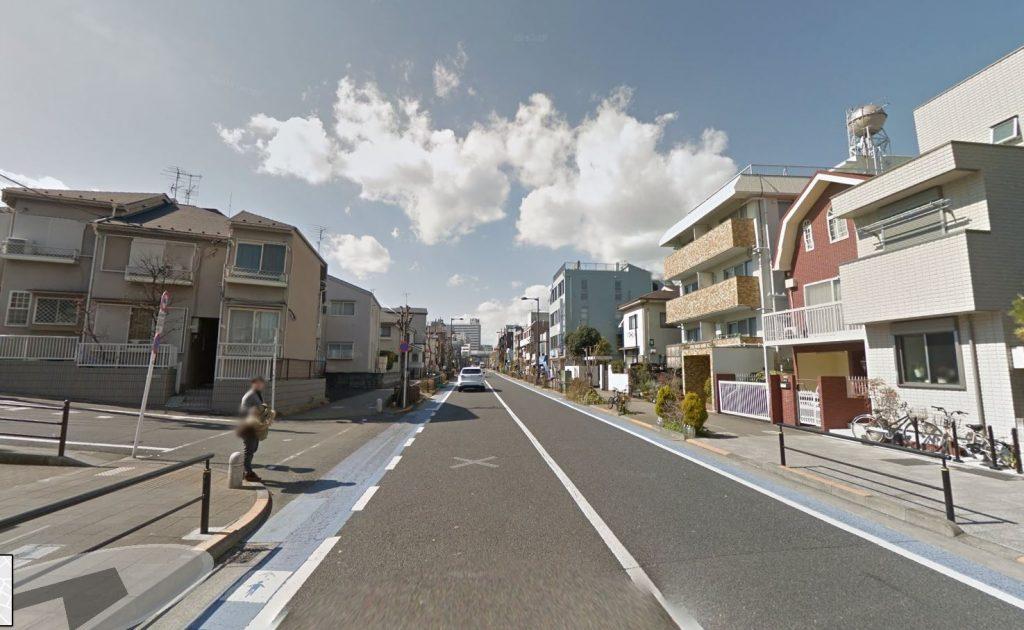 幅員16m道路_イメージ