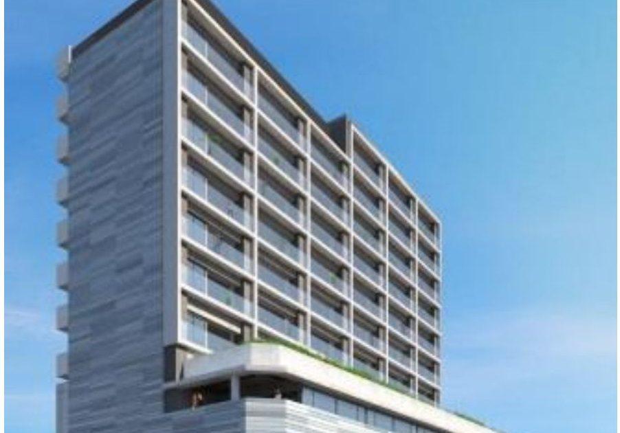 東長崎駅南口計画-完成予想図